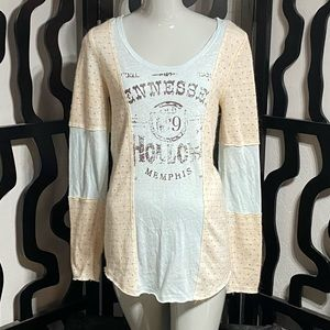 Free People Tennessee Long Sleeve Shirt